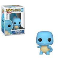 """SQUIRTLE Vinyl Figur 504"" Funko POP! Pokemon"