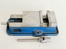 Kurt D 60 Anglock 6 Milling Machine Vise With Jaws Amp Handle D60 D60 Usa