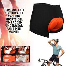 Комфортный велосипед велосипед Велоспорт шорты гель 3D мягкий нижнее белье брюки унисекс