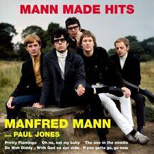 MANFRED MANN - MANN MADE HITS (VINYL)   VINYL LP NEW+