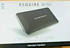 Harman Kardon Esquire Mini Ultra-Slim Portable Premium Bluetooth Speaker-NEW