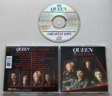 "Queen ""Greatest Hits 1"" CD (1986)"