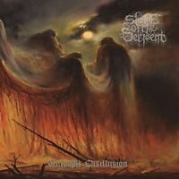 Shrine Of The Serpent - Entropic Disillusion [CD]