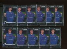 2019 Panini Prizm Premier League Christian Pulisic 1st Chelsea Card Lot of 10