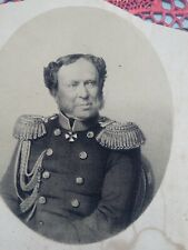 Antique Lithography with the Image of the General  original 1800 authentic
