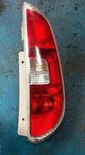 2008 SKODA ROOMSTER OS DRIVERS OFFSIDE SIDE REAR LIGHT LAMP