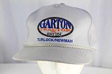 Garton Tractor Inc. Turlock/Newman Baseball Hat Gray Snapback