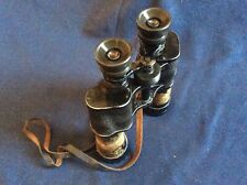 antique vintage WWI Navy Binocular 16x40