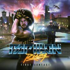 PAPILLON RISING - FIRST CONTACT (EP)   CD NEUF