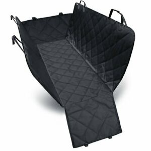 Waterproof Pet Car Rear Back Seat Cover Protector Travel Hammock Dog Cat Cover