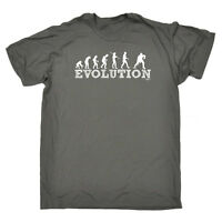 Funny Novelty T-Shirt Mens tee TShirt - Evo Hockey