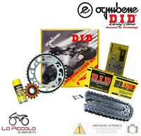 KIT TRASMISSIONE PREMIUM DID CATENA CORONA PIGNONE BETA RR 50 MOTARD 2007 2008
