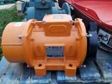 Kason Italvibras Replacement Vibrating Motor For Flo-Thru Round Screener - NEW