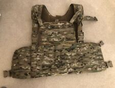 Warrior Assault Systems 901 Chest Rig with Back Panel  MOLLE Crye Multicam UKSF