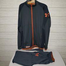 Under Armour Combine Training Track Suit Size XL Pants Jacket