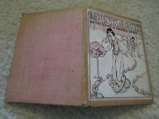 c1926 Rare Anne Anderson THE PINK BOOK Or Story of the Ragged Robin Miniature