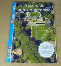 TRESORS DE NOTRE PATRIMOINE HORS SERIE SEPTEMBRE 2014 NORD ECLAIR VOIX DU NORD