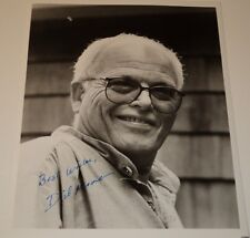 DICKIE MOORE /  8 X 10  B&W  AUTOGRAPHED  PHOTO