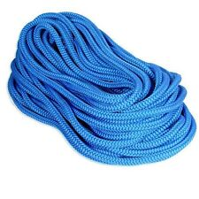 "Tree Climbing Line/Rope 150'x1/2"" Samson True Blue, 7300 Lb, 16 Strand, Made USA"