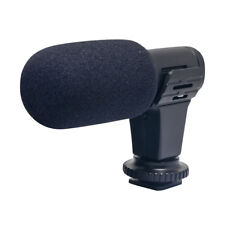 Mini Condenser Mic Microphone For Camera Camcorder Sony Nikon Canon smartphone