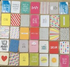 Project Life Cards Becky Higgins High 5 Edition 50 Karten 3X4