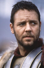 Russell Crowe Gladiator Portrait Photo Stunning quality Studio Orig Transparency