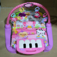 Mattel Fisher Price Spieldecke Piano Gym, pink 5059914 *Piano defekt* (Z209)