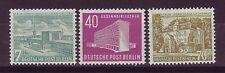 Briefmarken aus Berlin (1954-1955) mit Bauwerke-Motiv