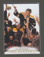 (71403) 2011-12 UPPER DECK CANVAS TYLER SEGUIN #C126