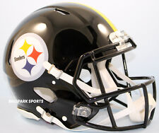 PITTSBURGH STEELERS - Riddell Full-Size Speed Authentic Helmet