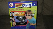 Spy Camera by Wild Planet Sun Glasses with Mini film Camera - 1999 Collectible