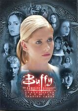 Inkworks Buffy TVS Season 7 Complete 90 Card Base Set