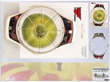 Birnenteiler Apfelteiler Apfelentkerner Edelstahl  RF