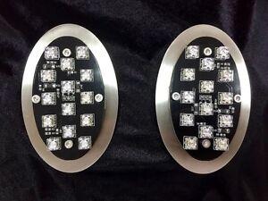 111945231 VW Beetle Tail Lights 1955~1961 LED 12V Need extra LED Flasher
