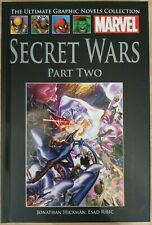 Ultimate Graphic Novel Collection Secret Wars Part Two HC Hardcover