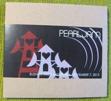 Pearl Jam - Buenos Aires 2015 - Bootleg Live (3CDs)