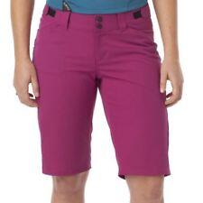 Shorts rose pour cycliste Femme
