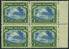 Mint Never Hinged/MNH Block Cook Islands Stamps (Pre-1965)