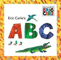 Eric Carle's ABC, Hardcover by Carle, Eric, Brand New, Free shipping in the US