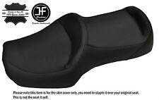 Puntada De Cuero Negro Se Ajusta Honda Goldwing GL 1200 Personalizado Doble Cubierta de asiento