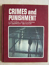 Crimes and Punishment  Volume 4 140 Pages Hard Cover Published 1974