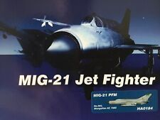 Hobby Master 1:72 HA0184 Mig-21 de la fuerza aérea mongol