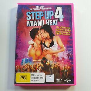 Step Up 4   DVD Movie   Dance/Musical   Ryan Guzman, Kathryn McCormick   2012