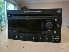 SUBARU FORESTER IMPREZA JDM Clarion PF-4090B-B CAR CD RADIO STEREO MINI DISC