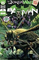 BATMAN #97 JOKER WAR TIE-IN CVR A 2020 DC COMICS 8/19/20 NM