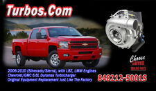 2006-10 Chevy/GMC 6.6L for LBZ,LMM Duramax Engines  New Garrett Turbocharger
