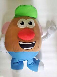 "Jumbo Mr Potato Head Plush 23"" Toy Story Factory 2019 Stuffed Toys Large Doll"