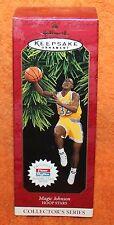 Hallmark Keepsake Magic Johnson Hoop Stars Ornament 1997