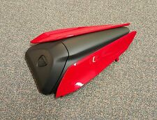 Genuine Ducati Performance Red Single Seat Cover, Cowl, 959 Panigale, 97180321A
