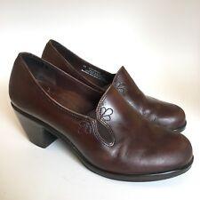 Donna Block Floral Heels for sale